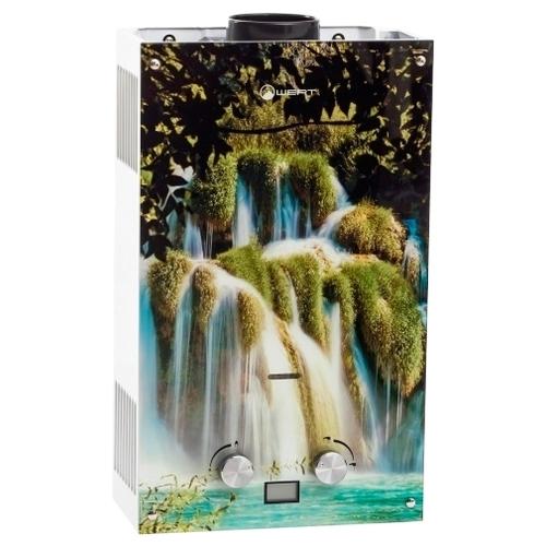 Проточный газовый водонагреватель Wert 10EG Water Fall
