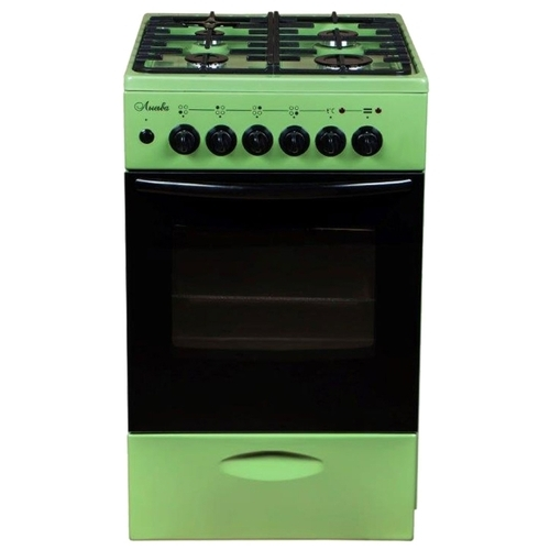 Плита Лысьва ЭГ 404 МС зеленый