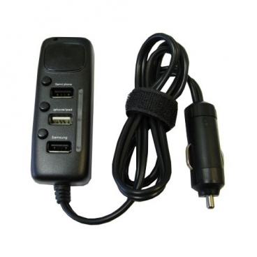 Автомобильная зарядка ESPADA ACU3,5