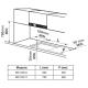 Варочная панель Zigmund & Shtain MN 165.61 W
