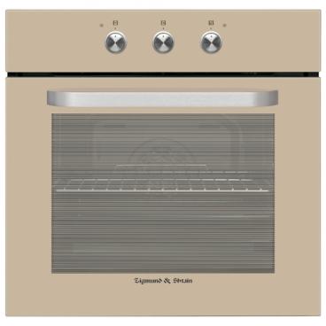 Электрический духовой шкаф Zigmund & Shtain EN 114.611 I