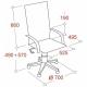 Компьютерное кресло EasyChair 550 TR