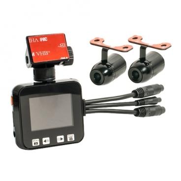 Видеорегистратор AVEL AVS0710Dvr, 2 камеры