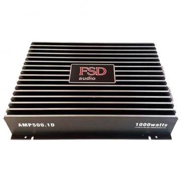 Автомобильный усилитель FSD audio STANDART AMP 500.1D