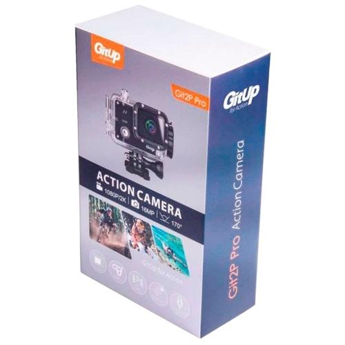 Экшн-камера GitUp Git2P Pro Panasonic 170 Lens