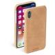 Чехол Krusell Sunne Cover для Apple iPhone X/Xs, кожаный