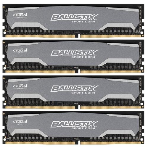 Оперативная память 4 ГБ 4 шт. Ballistix BLS4C4G4D240FSA