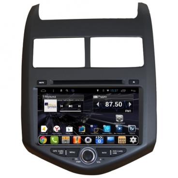 Автомагнитола Daystar DS-7103HD Chevrolet Aveo ANDROID