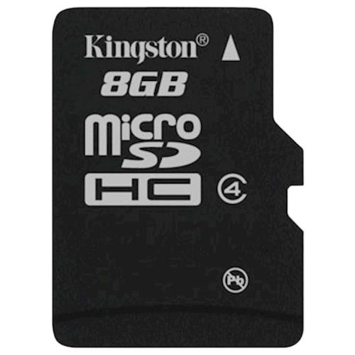 Карта памяти Kingston SDC4/8GBSP
