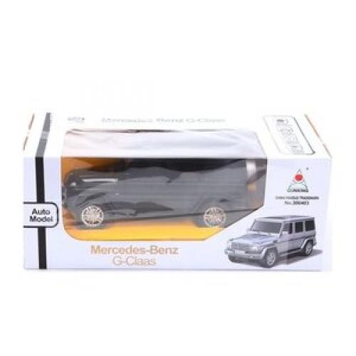 Машинка QunXing Toys 58855 Benz G-Class 1:24
