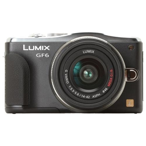 Фотоаппарат Panasonic Lumix DMC-GF6 Kit