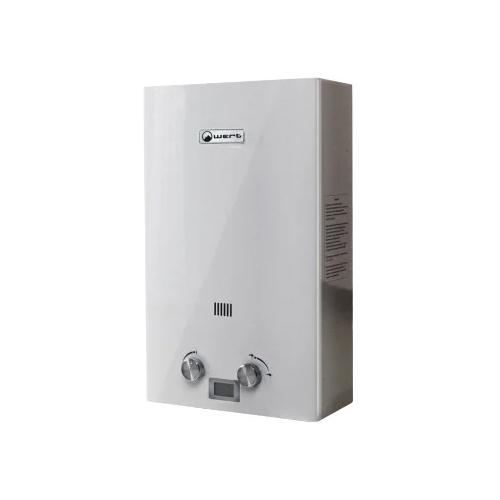 Проточный газовый водонагреватель Wert 16E Silver
