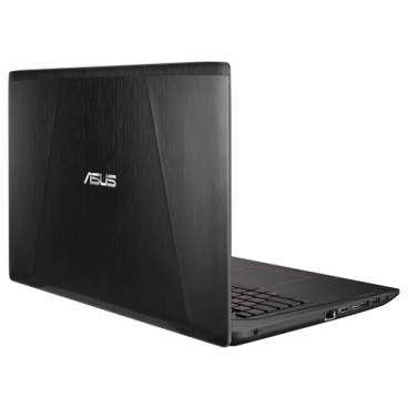 "Ноутбук ASUS FX753VD (Intel Core i5 7300HQ 2500 MHz/17.3""/1920x1080/8GB/1000GB HDD/DVD нет/NVIDIA GeForce GTX 1050/Wi-Fi/Bluetooth/Endless OS)"