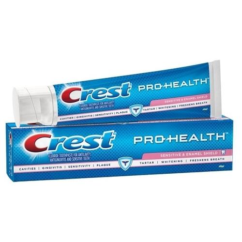 Зубная паста Crest Pro-health sensitive & enamel shield