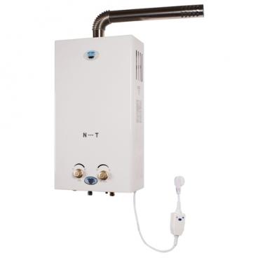 Проточный газовый водонагреватель Нева-Транзит ВПГ-10E (MTИ)