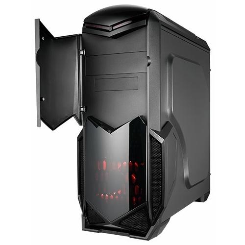 Компьютерный корпус AeroCool Battlehawk Black