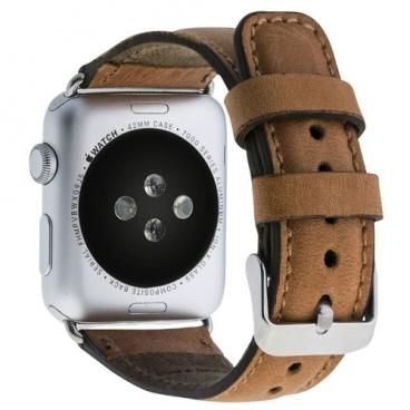 Bouletta Кожаный ремешок для Apple Watch 42/44 мм (RST2)