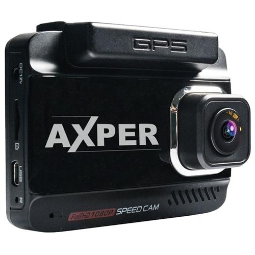 Видеорегистратор с радар-детектором AXPER Combo Patch, GPS
