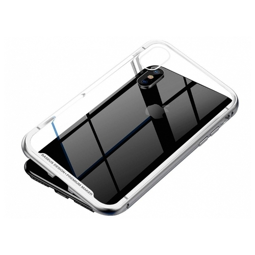 Чехол Baseus Magnetite Hardware Case для Apple iPhone X