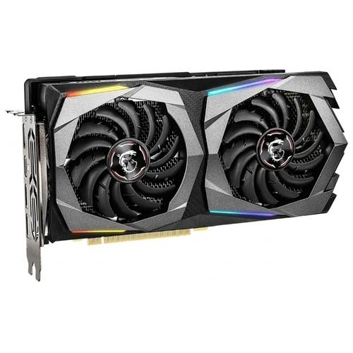 Видеокарта MSI GeForce RTX 2060 SUPER 1695MHz PCI-E 3.0 8192MB 14000MHz 256 bit HDMI 3xDisplayPort HDCP GAMING X