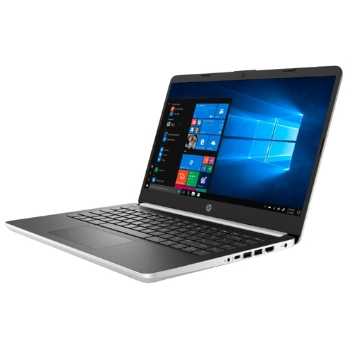 "Ноутбук HP 14s-dq0001ur (Intel Pentium 4417U 2300 MHz/14""/1920x1080/4GB/128GB SSD/DVD нет/Intel HD Graphics 610/Wi-Fi/Bluetooth/Windows 10 Home)"