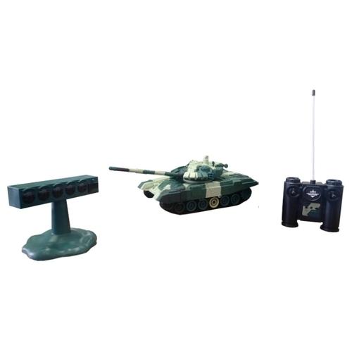 Танк Властелин небес Т-72 Биатлон (BTB72) 36 см