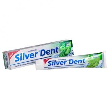 Зубная паста Modum Silver Dent Тройное действие