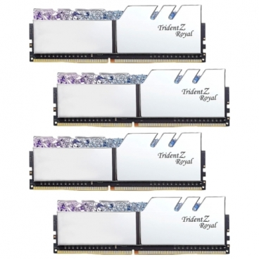 Оперативная память 8 ГБ 4 шт. G.SKILL F4-3600C18Q-32GTRS