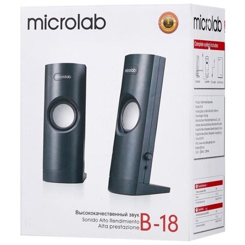 Компьютерная акустика Microlab B-18