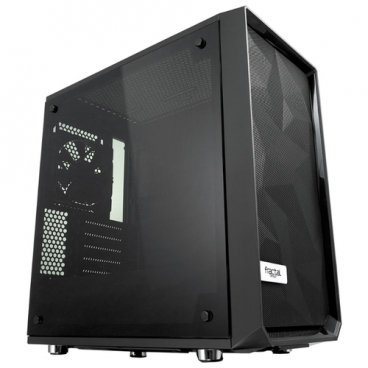 Компьютерный корпус Fractal Design Meshify C Mini Black