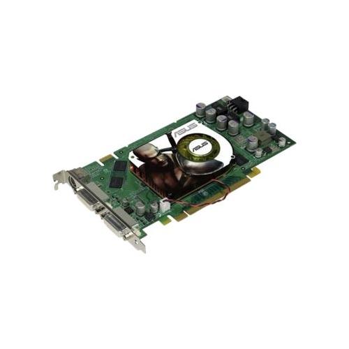 Видеокарта ASUS GeForce 7900 GT 450Mhz PCI-E 256Mb 1300Mhz 256 bit 2xDVI TV YPrPb