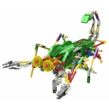 Электромеханический конструктор LOZ Robotic Jungle 3019