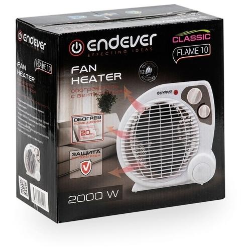 Тепловентилятор ENDEVER Flame-10