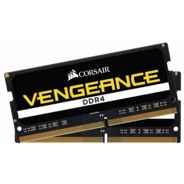Оперативная память 16 ГБ 2 шт. Corsair CMSX32GX4M2A2666C18