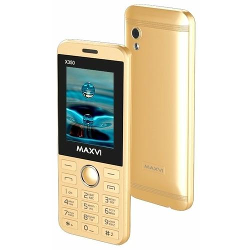 Телефон MAXVI X350