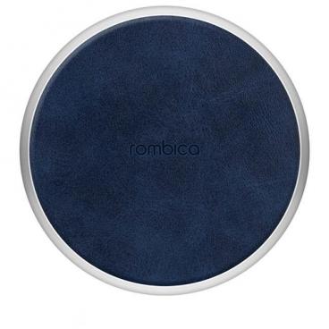 Беспроводная сетевая зарядка Rombica NEO Q15 Quick Blue