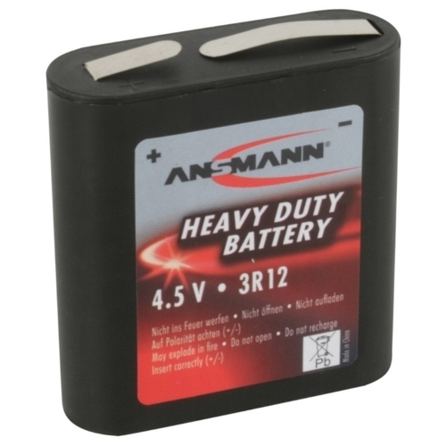 Батарейка ANSMANN Heavy Duty Battery 3R12