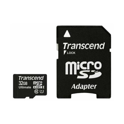 Карта памяти Transcend TS*USDHC10U1