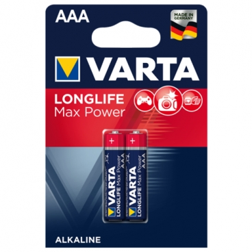 Батарейка VARTA LONGLIFE Max Power AAA