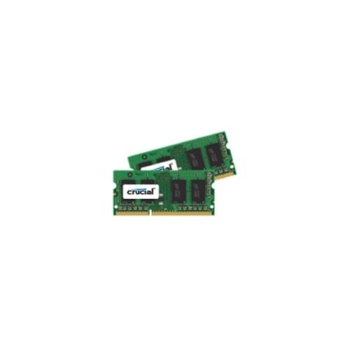 Оперативная память 4 ГБ 2 шт. Crucial CT2KIT51264BF160B