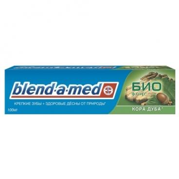 Зубная паста Blend-a-med БИО фтор Кора дуба