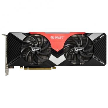 Видеокарта Palit GeForce RTX 2080 1515MHz PCI-E 3.0 8192MB 14000MHz 256 bit HDMI 3xDisplayPort HDCP Dual