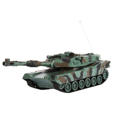 Танк Mioshi Tech ММ1А2 (MAR1207-020) 1:28 33 см