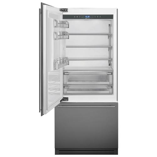Встраиваемый холодильник smeg RI96LSI