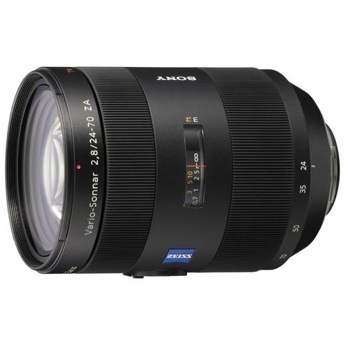 Объектив Sony Carl Zeiss Vario-Sonnar T*24-70mm f/2.8 ZA SSM (SAL-2470Z)