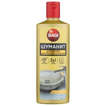 Гель Шуманит для чистки интерьерного камня Bagi