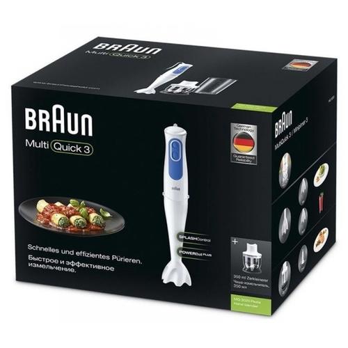 Погружной блендер Braun MQ 3020 Pasta