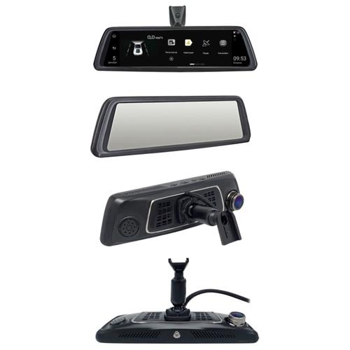 Видеорегистратор SHIFT V8.5 4G, 2 камеры, GPS