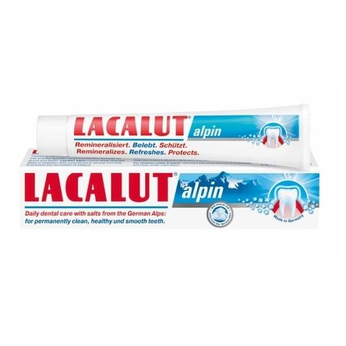 Зубная паста Lacalut Alpin