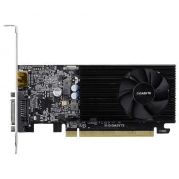 Видеокарта GIGABYTE GeForce GT 1030 1151MHz PCI-E 3.0 2048MB 2100MHz 64 bit DVI HDMI HDCP Low Profile